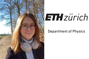 New member: Nuriya Nurgalieva  (ETH Zurich, R. Renner's Group)