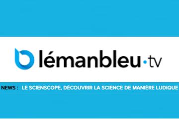 Le Scienscope, découvrir la science de manière ludique