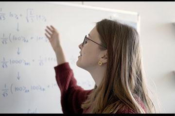 Meet: Nuriya Nurgalieva, physicist at ETH Zurich