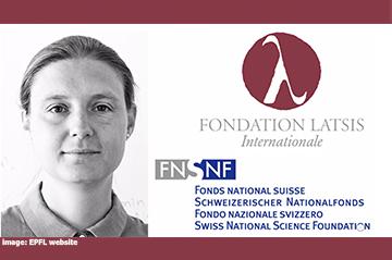 National press coverage for our member Maryna Viazovska (EPFL)