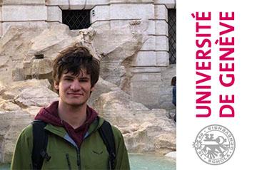 New member: Pietro Pelliconi (UNIGE, J. Sonner's Group)