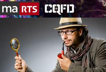 CQFD, RTS Radio interview on the Mystery at the Mustard Mansion play