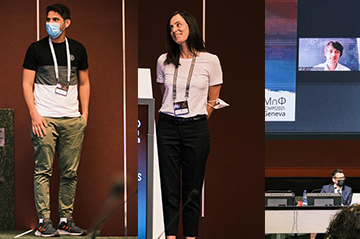 IUPAP Young Scientist Prize winners
