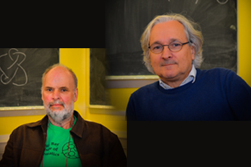 Interview with Prof. Ghys and Prof. Jones