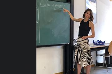 Lisa Piccirillo  (MIT) - Visiting Professor