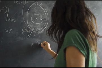 Meet Alba Grassi, mathematical physicist at CERN & UNIGE