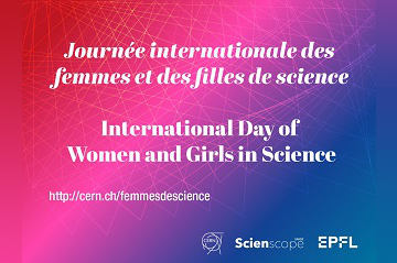 Women scientists visit local schools 2019