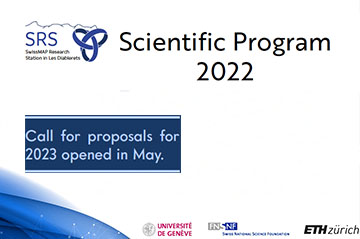 Reminder - Call for 2023 SRS events deadline is 30th September