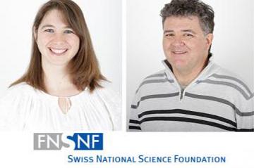 SNSF Agora - Shaula Fiorelli and Pierre Alain Cherix