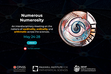 Numerous Numerosity (Online, 24-28 May 2021)