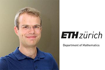 New member: Prof. Peter Hintz  (ETH Zurich)