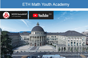 New: ETH Math Youth Academy videos