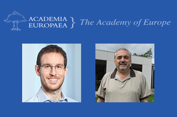 Academia Europaea - two of our members elected