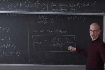 Julian Sonner's Topics in Gravity (Spring term 2020) lectures available online