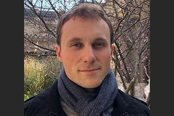 New member: Alastair Abbott (UniGE, N. Brunner Group)