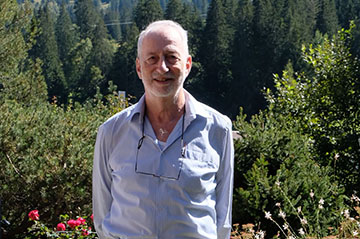 Jean-Pierre Eckmann (UNIGE) joins the list of mentors of our mentoring programme