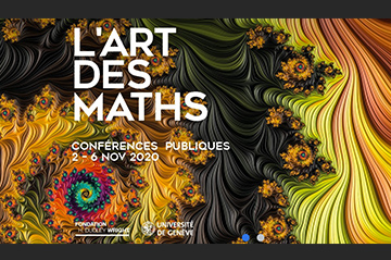 Mathematics is the topic of this year's Colloque Wright (Geneva, 2-6 Nov. 2020)