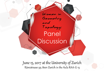 Women in Geometry and Topology - Panel Discussion