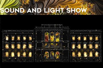 """""""MATHS ET BRILLANT"""" Sound & Light Show"""