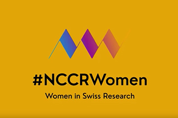 Meet the NCCR women!